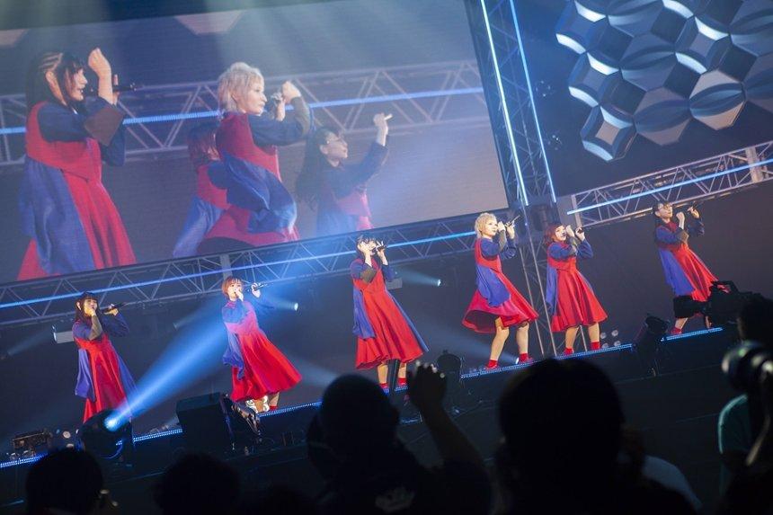 BiSH 2018年5月22日に開催された横浜アリーナ公演より