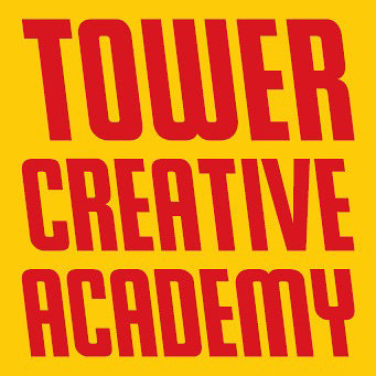 『TOWER CREATIVE ACADEMY』ロゴ