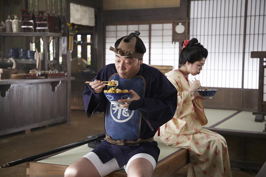 丸亀製麺 タル鶏天ぶっかけ「元気になれーっ!」篇より