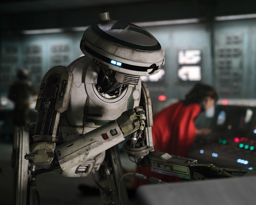 『ハン・ソロ/スター・ウォーズ・ストーリー』 ©2018 Lucasfilm Ltd. & TM. All Rights Reserved