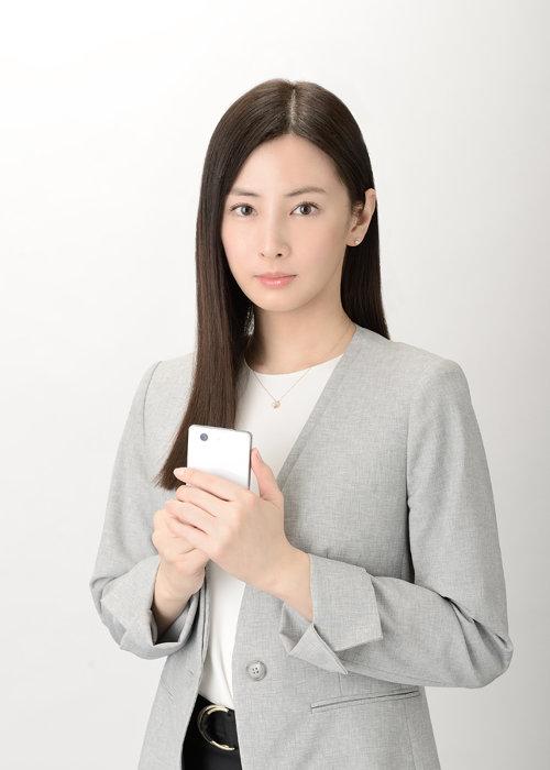 北川景子 ©2018映画「スマホを落としただけなのに」製作委員会