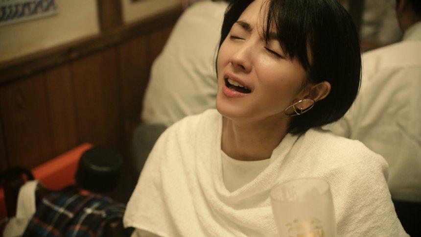 「キリン一番搾り 超芳醇」新CM「満島ひかり 一人焼肉」篇より