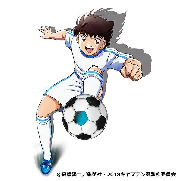 テレビアニメ『キャプテン翼』より大空翼 ©高橋陽一/集英社