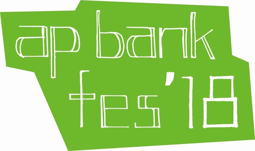 『ap bank fes '18』ロゴ