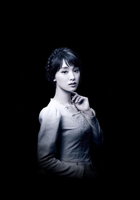 舞台『No.9-不滅の旋律-』に出演する剛力彩芽