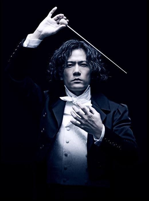 稲垣吾郎のベートーヴェン再び 舞台『No.9-不滅の旋律-』再演に剛力彩芽ら