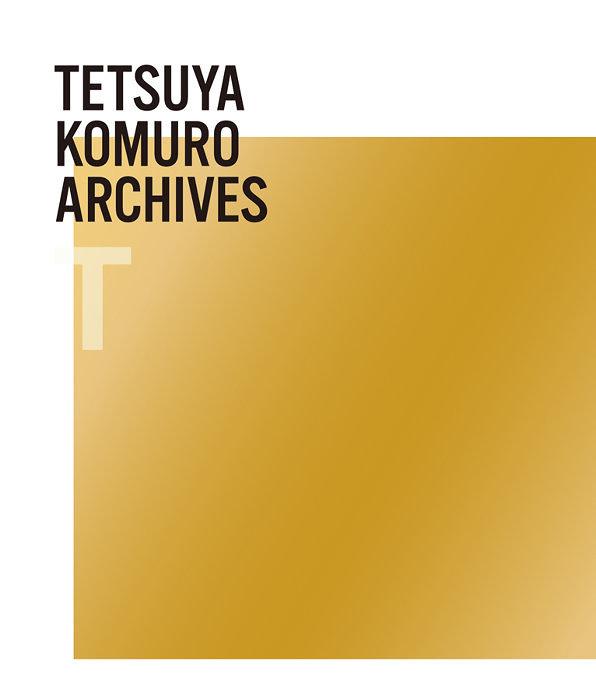 "V.A.『TETSUYA KOMURO ARCHIVES""T""』ジャケット"