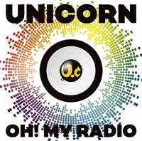 ユニコーン『OH! MY RADIO+Live Tracks [UC30 若返る勤労]』通常盤