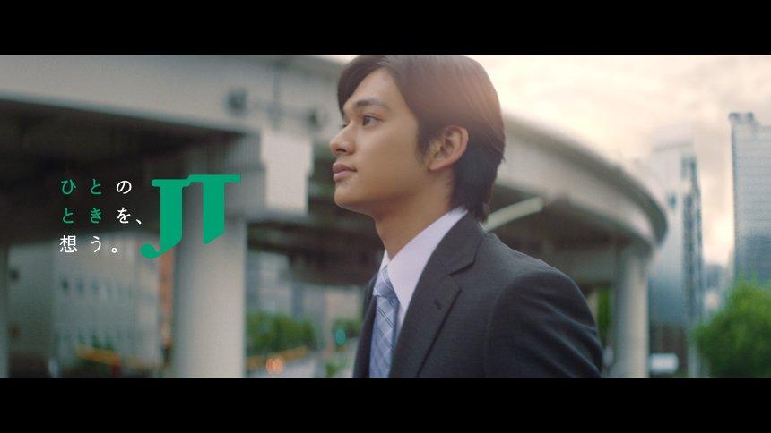 日本たばこ産業(JT)新CM「想うた 親を想う」篇より