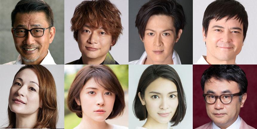 三谷幸喜の新作オリジナルミュージカル、キャストに中井貴一、香取慎吾ら