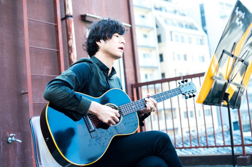 『【スケッチブック「図案」60thアニバーサリームービー】 バンドマン 奇妙礼太郎 ✕ ZUAN LIFE!』より