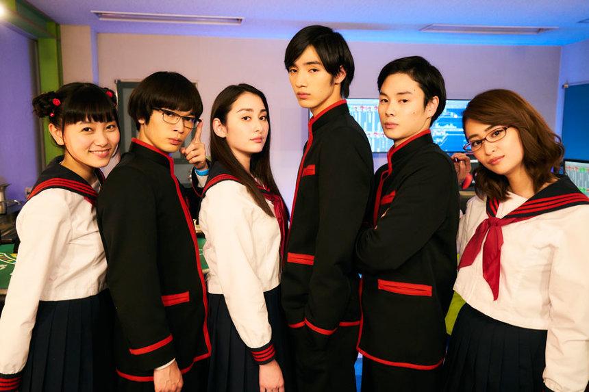 ドラマ25『インベスターZ』追加キャスト発表ビジュアル ©「インベスターZ」製作委員会