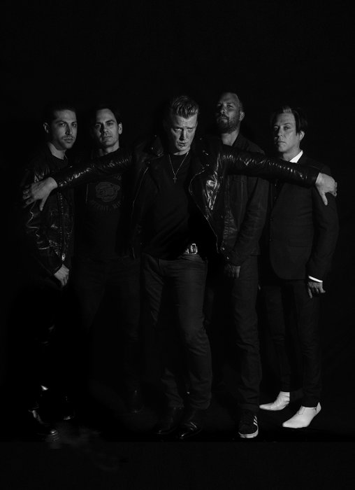 Queens of the Stone Age photo by Andres Neumann