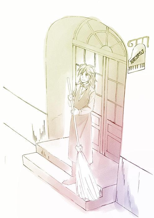 イラスト:木野下澄江(Sumie Kinoshita) ©一色まこと・講談社/ピアノの森アニメパートナーズ