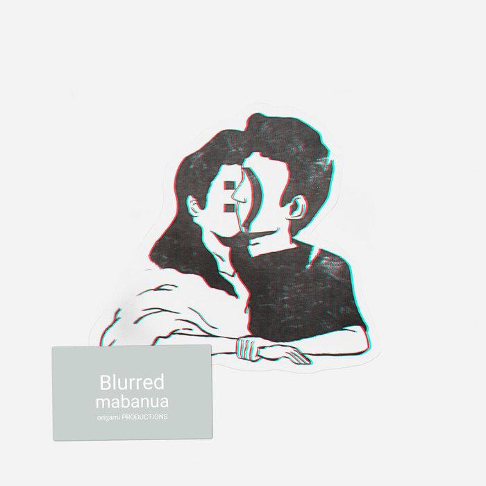 mabanua『Blurred』ジャケット