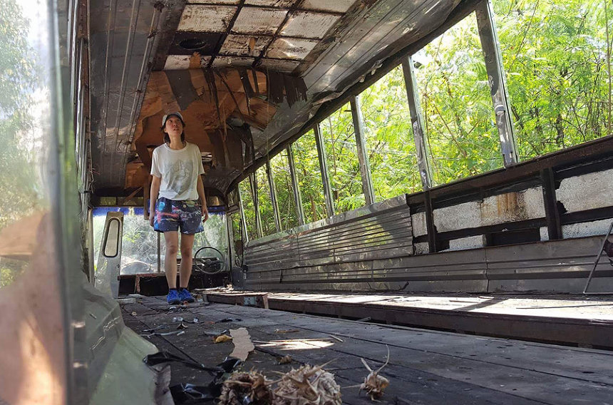 篠田千明による「超常現象館」プロジェクトがバンコクで始動、資金募集中