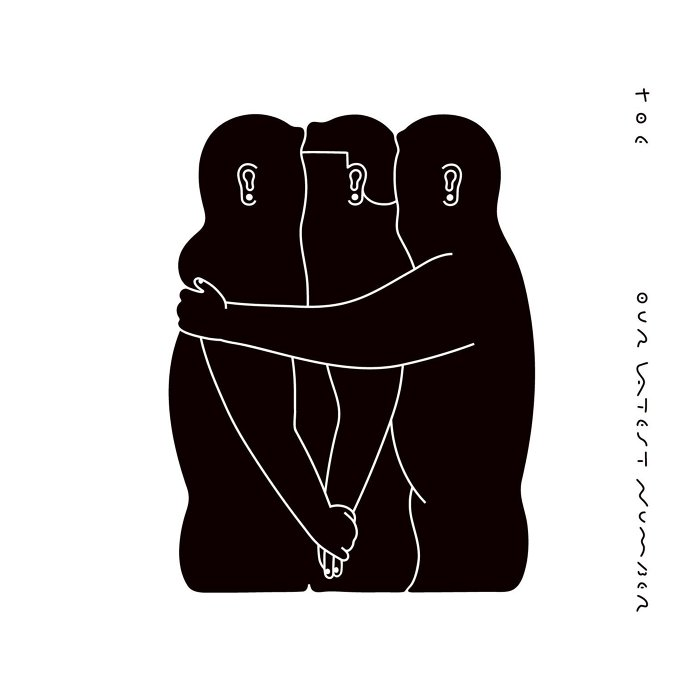 toe『Our Latest Number』ジャケット
