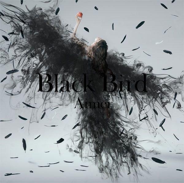 Aimer『Black Bird / Tiny Dancers / 思い出は奇麗で』通常盤ジャケット