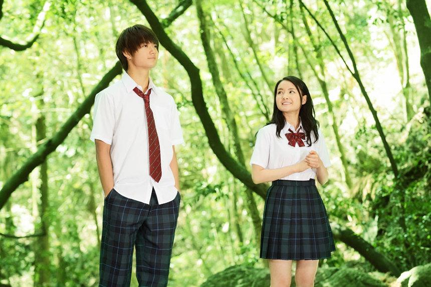 『青夏 きみに恋した30日』 ©2018映画「青夏」製作委員会
