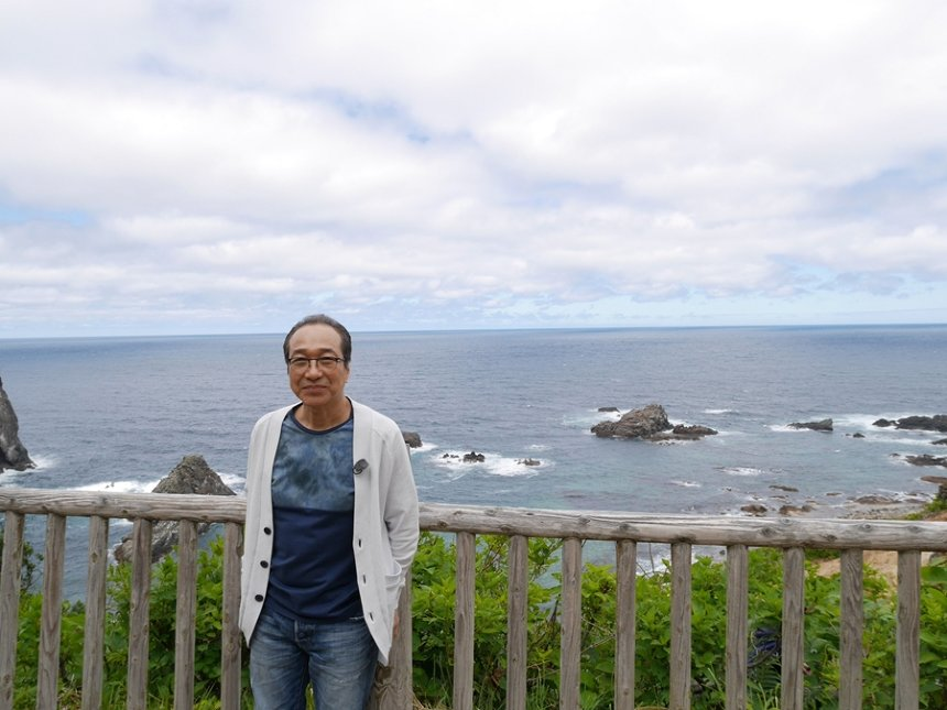 小日向文世 『これぞニッポンの海 ~水の恵みと生きる人々~』より