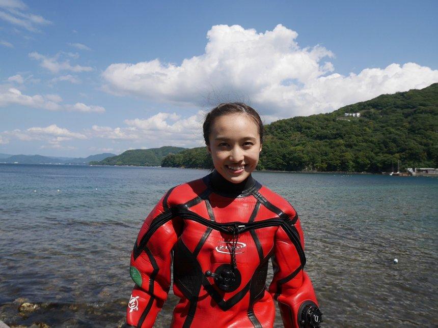 百田夏菜子 『これぞニッポンの海 ~水の恵みと生きる人々~』より