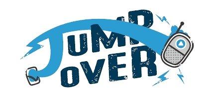 ラジオ番組『JUMP OVER』ロゴ