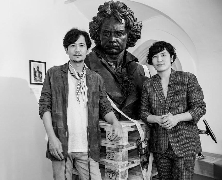 稲垣吾郎がウィーン探訪、ベートーヴェンの生涯辿る 舞台『No.9』特番