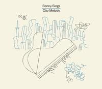 ベニー・シングス『CITY MELODY』日本盤