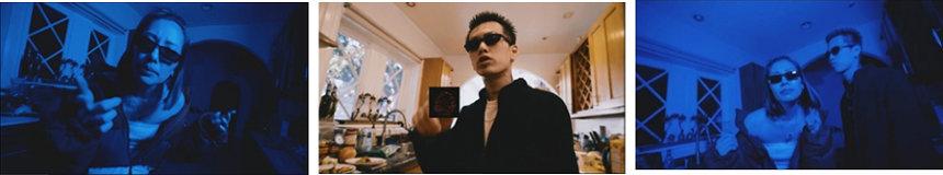 "DJ MARUKOME feat.ゆるふわギャング""Kitchen""PVより"