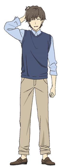 津村椋雄ビジュアル ©緑川ゆき・白泉社/夏目友人帳プロジェクト