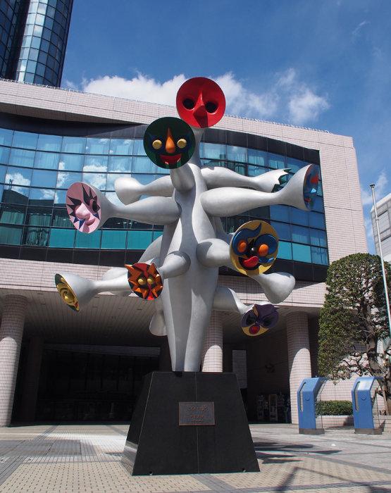 『こどもの樹』1985年 東京・渋谷
