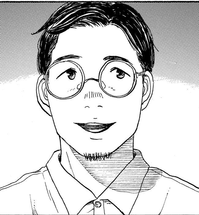 新田章『恋のツキ』より土屋情 ©新田 章/講談社