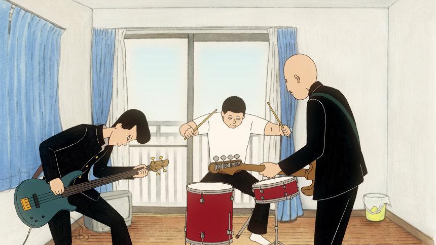 『音楽』 ©大橋裕之・太田出版/「音楽」プロジェクト