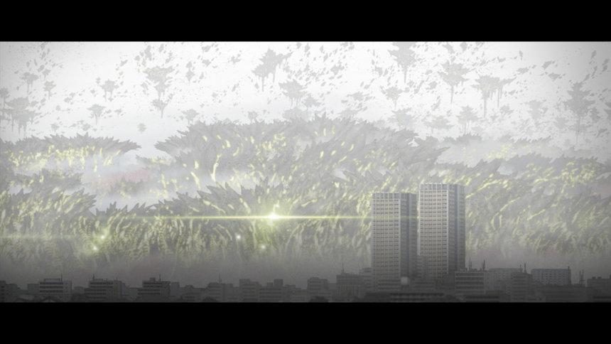 『ANEMONE/交響詩篇エウレカセブン ハイエボリューション』 ©2018 BONES/Project EUREKA MOVIE