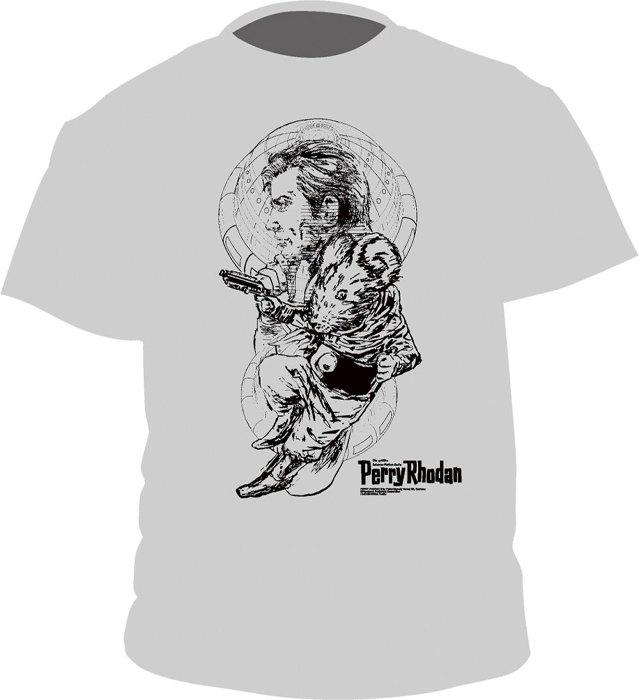 『宇宙英雄ペリー・ローダン』Tシャツ