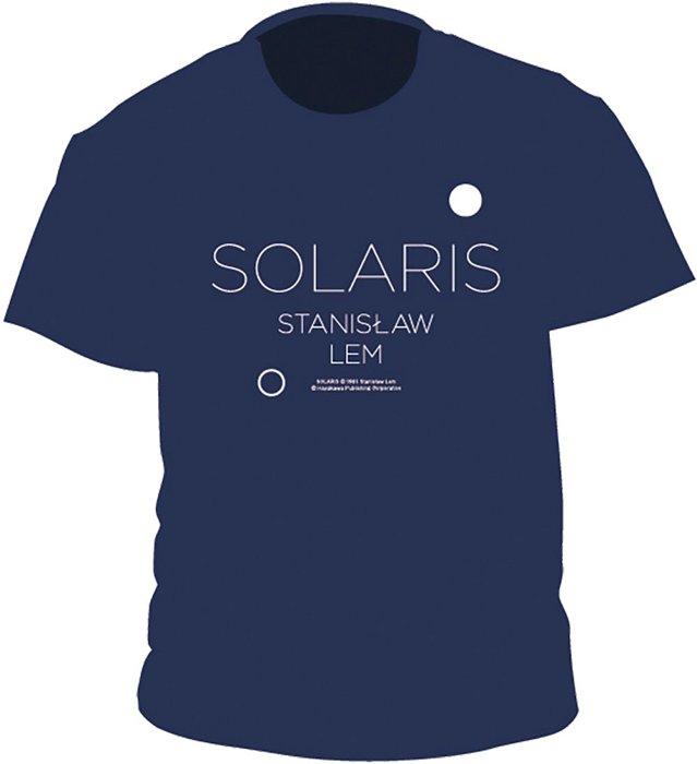 スタニスワフ・レム『ソラリス』Tシャツ