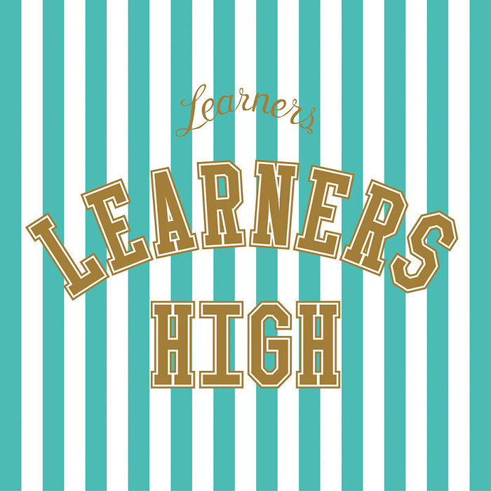 LEARNERS『LEARNERS HIGH』ジャケット
