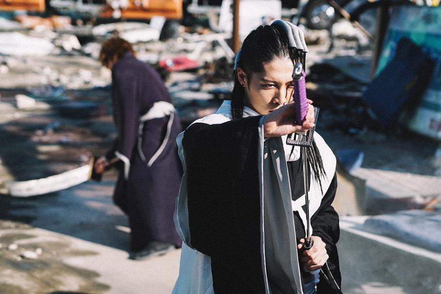 『BLEACH』 ©久保帯人/集英社 ©2018 映画「BLEACH」製作委員会