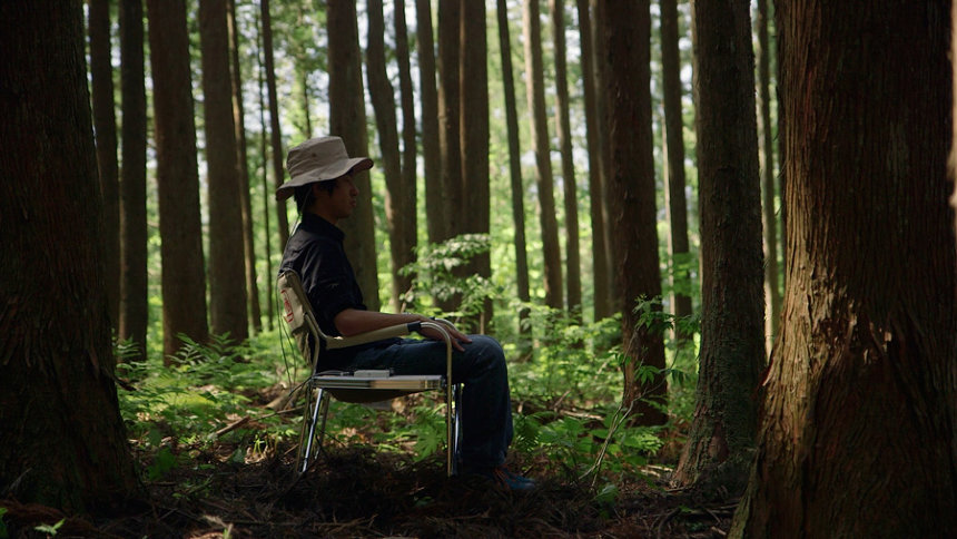 『静寂を求めて −癒やしのサイレンス−』 ©TRANSCENDENTAL MEDIA