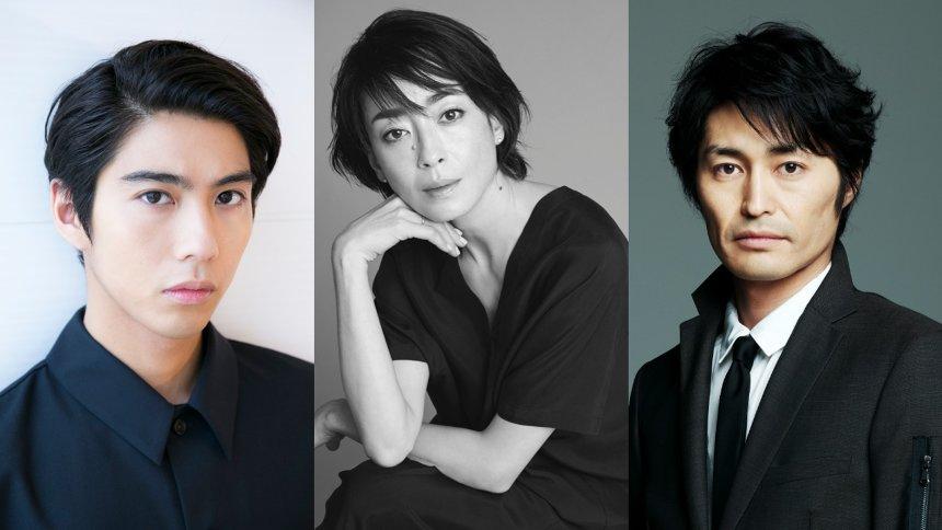 賀来賢人、宮沢りえ、安田顕が鶴瓶と即興芝居 『スジナシBLITZシアター』
