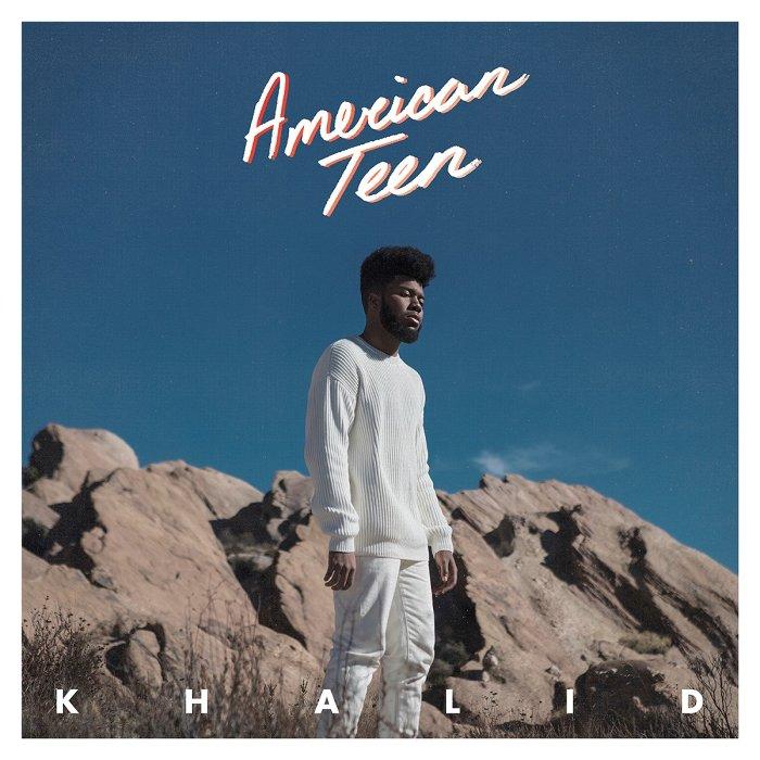 Khalid『American Teen』日本盤ジャケット