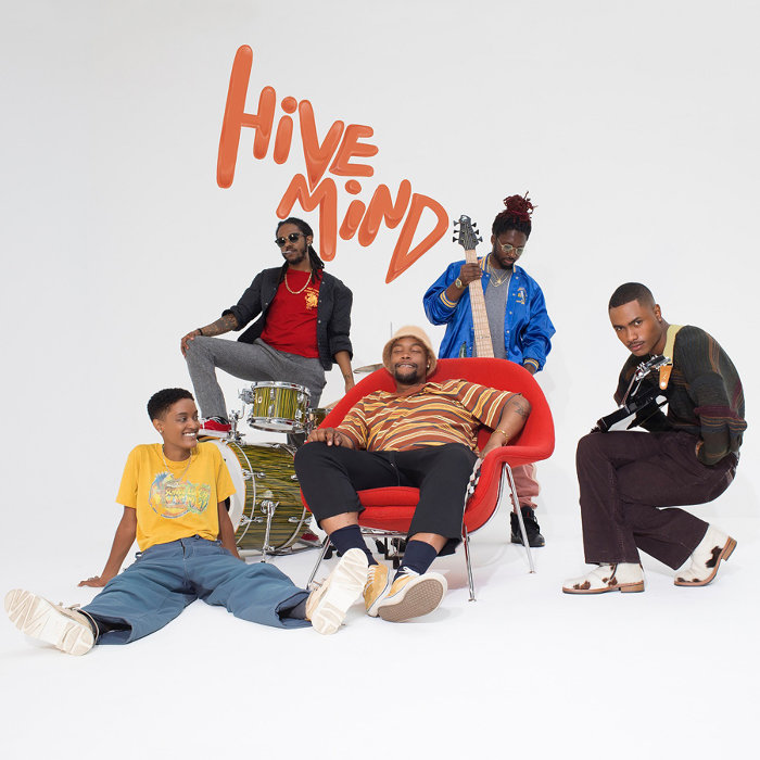 The Internet『Hive Mind』ジャケット