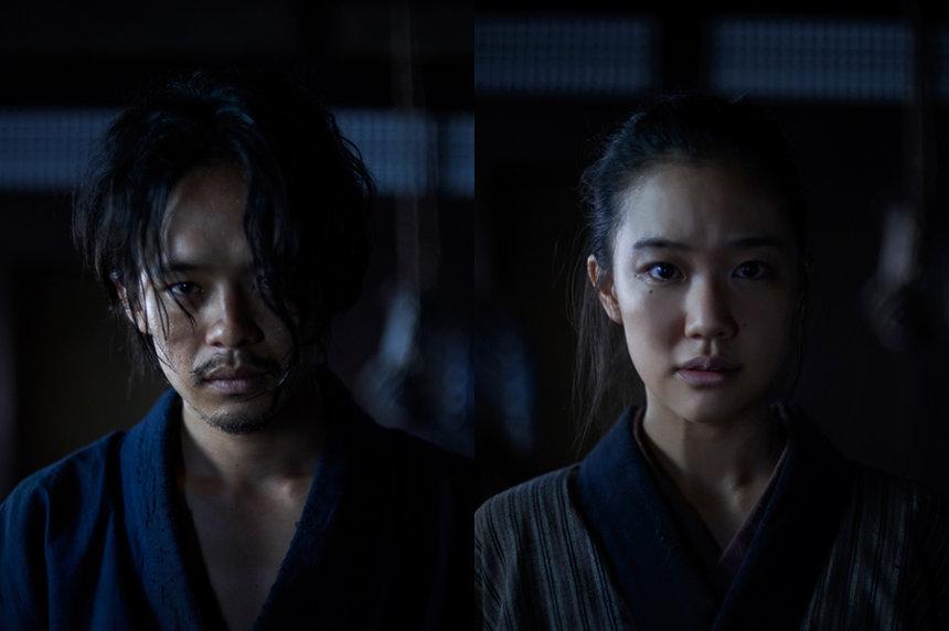 『斬、』 ©SHINYA TSUKAMOTO/KAIJYU THEATER