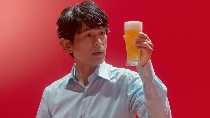 キリン「本麒麟」新CM「手紙 夏」篇より