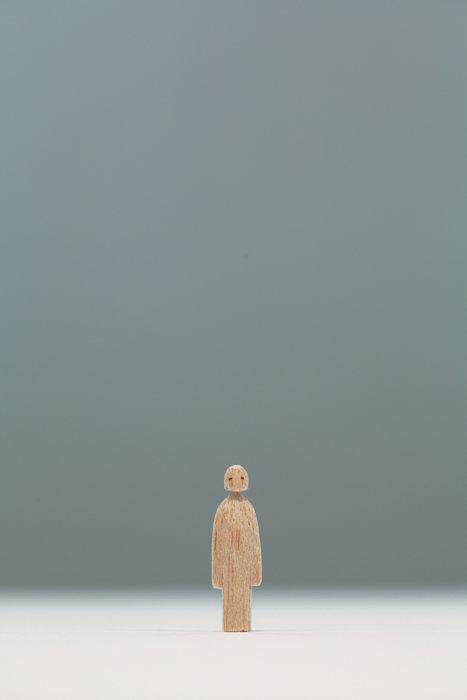 内藤礼『ひと』2012年 ギャラリー小柳、東京 撮影:木奥惠三