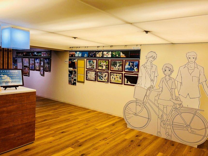 角川シネマ新宿 5階ギャラリー(フォトスポット)