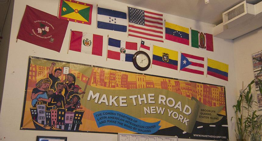 『ニューヨーク、ジャクソンハイツへようこそ』 ©2015 Moulins Films LLC All Rights Reserved