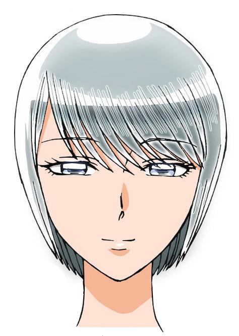 才賀しろがねキャラクタービジュアル ©藤田和日郎・小学館/ツインエンジン