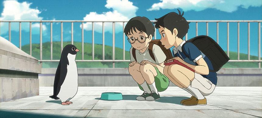 『ペンギン・ハイウェイ』 ©2018 森見登美彦・KADOKAWA/「ペンギン・ハイウェイ」製作委員会