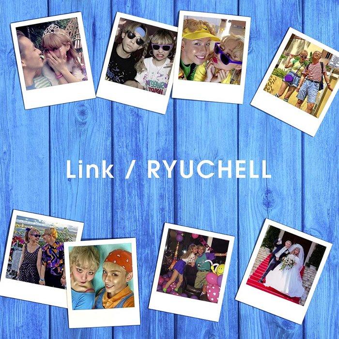 RYUCHELL『Link』ジャケット